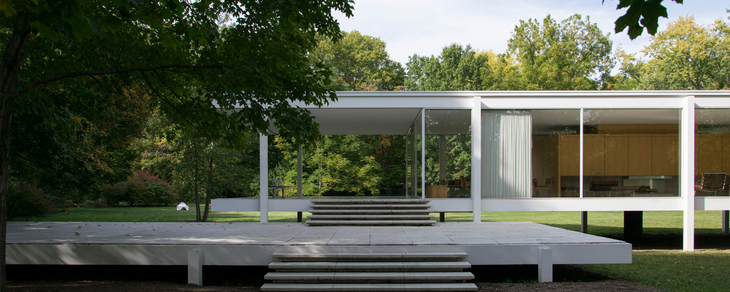 Foto des Farnsworth House