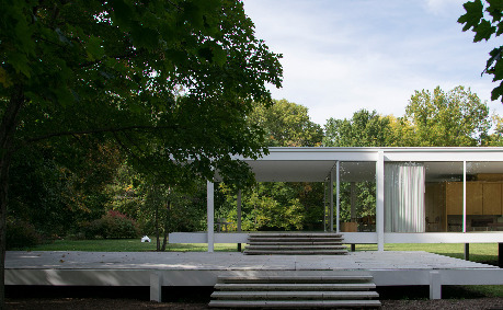 Photo of Farnsworth House
