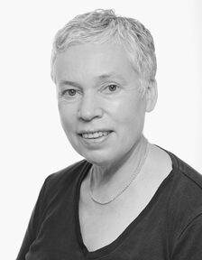 Portrait of Research Assistant Barbara Uppenkamp