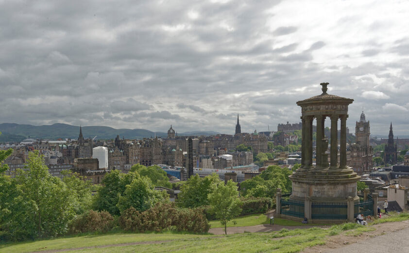 Panorama Edinburgh